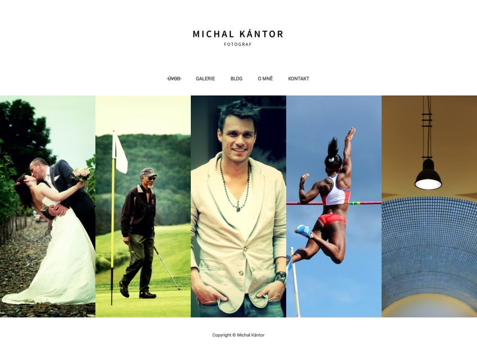 Náhled projektu Michal Kántor