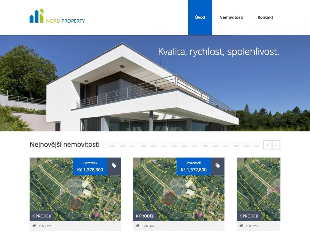 Náhled projektu Nord Property