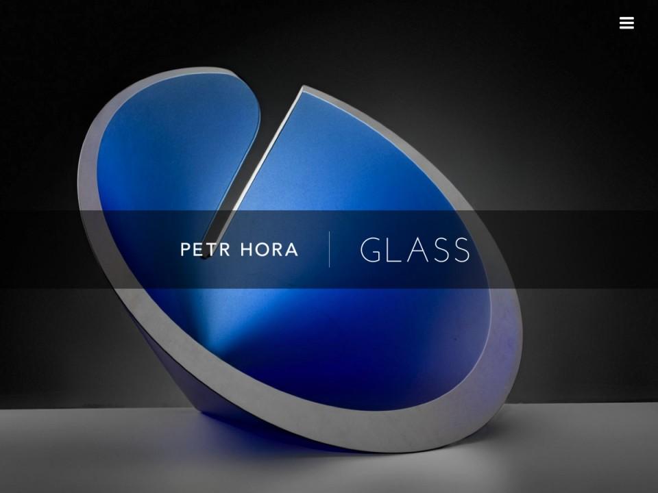 Náhled projektu Petr Hora - Sklo