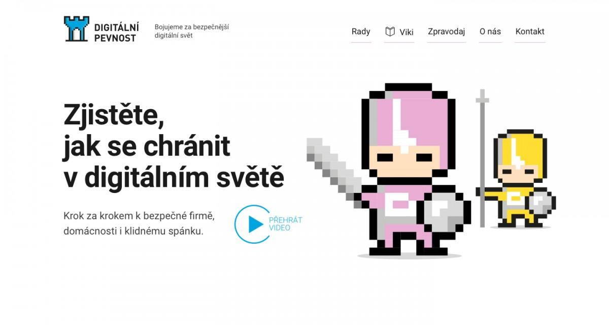 Náhled projektu Digitální pevnost